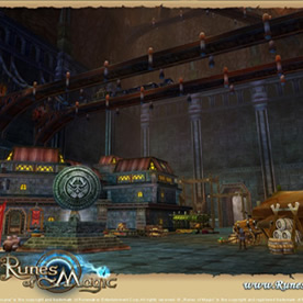 Runes of Magic Screenshot 2